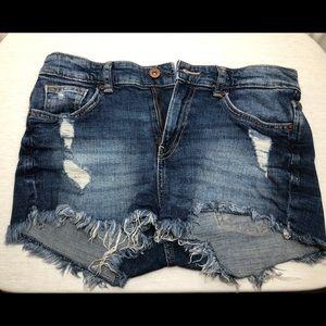 H&M Jean Shorts - Size 2